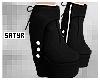 Black Lita Boots