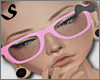 S| Glasses Pink