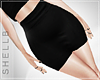(FG) Black Skirt RLL
