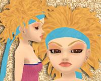 Macy - Golden Blonde