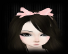 Yuric Pink Doll Bow