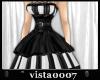 [V7] Striped Dress