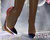 HRH 30 Rainbow heals and stockings