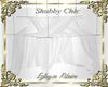 Shabby chic canopy tenda