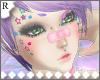 ♔ Pink Nose Band-Aid