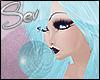 *S Blueberry Bubble Gum