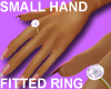 Small Hands + Ring