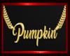 cust. Pumpkin necklace
