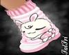 Kawaii Bunny for Winter