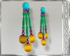 ~D~ S16 Boho Earrings
