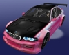 BMW M3 (PINK!) accessory