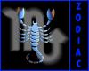 `Zodiac Scorpio Sticker