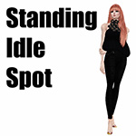 Idle Standing Spot