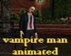 Vampire Man animated