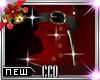 [CCQ]Christmas Fur Boots
