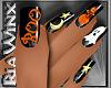 Wx:Slender Spooky Nails