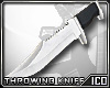 ICO Throwing Knife F