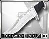 ICO Throwing Knife M