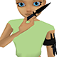 Black Throwing Knifes F