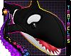 🐋 Orca Plush | Black