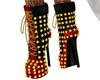 Queen of Hearts Boots