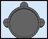 [M] Large Wall Key Decor