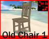 Old chair style 1