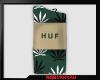 Green HUF Socks