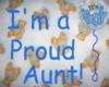 Proud Aunt Sticker