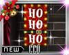 [CCQ]HoHoHo Light Sign