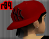 [r84] BwRed Yankee Cap 1