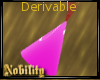 Derivable Party Hat