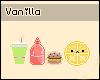 *V* Cute Food