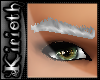 Kth ThickEyebrowSilver
