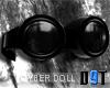 Doll Goggles White