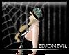 {EL} Slytherin blonde