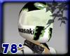 Racer Helmer m green