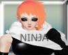 Ninja Scarf White