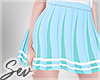 *S Sailor Fox Skirt