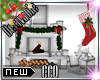 [CCQ]Christmas Fireplace
