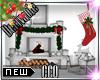 [CCQ]Christmas Fireplace