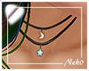 *NK*Glow Moon&Star Neck.