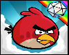 Angry bird red trigger