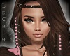 + Liza Beads - blush +