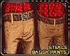 ► Baggy Khaki's Fendi