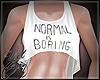 N Boring white*YEL*