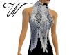 WYLLo Dance-Silver Lace