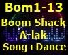 Boom Shack-A-Lak S+D