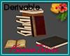 :KT:DrvBooksPile