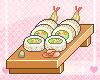 !:: Pixel Sushi